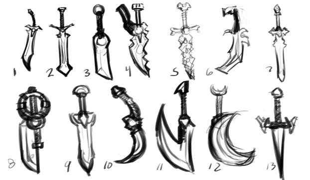 daggars